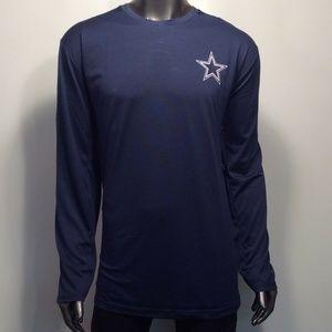 Dallas Cowboys Dri-Fit Coaches Sideline XXL Shirt